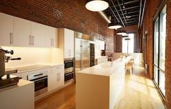 PFF Office Kitchen Side Shot
